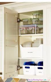 declutter 15 kitchen items to throw away right now