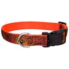 paisley ribbon buy deluxe paisley ribbon dog collar online