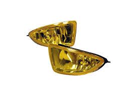 spec d tuning honda civic 2004 2005 yellow fog lights