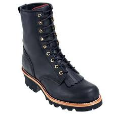 womens boots for work chippewa boots l73045