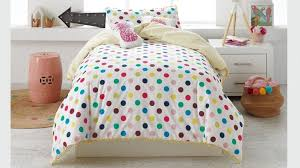 Single Duvet Cover Sets Spotty Dotty Single Quilt Cover Set Quilt Covers Bed Linen
