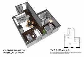 Bachelor Apartment Floor Plan by Floor Plans Shakespear