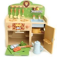 jeu de cuisine enfant grand safari parc cuisine bois kitchenette enfant maison de jeu de