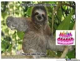 Best Sloth Memes - funny sloth meme by raiderhater meme center