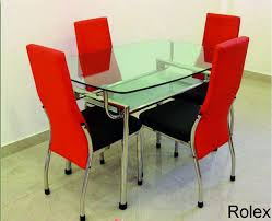 steel dining table set stainless steel dinning set manufacturer from kolkata