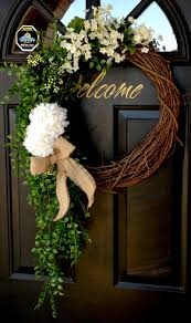 spring wreaths for front door the wreath i wanna make and add to our front door gonna add a