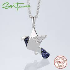 sted necklaces popular diamond dove necklace buy cheap diamond dove necklace lots