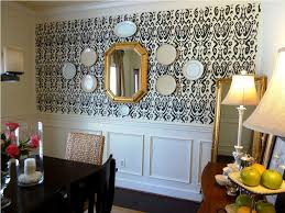 Dining Room Pictures For Walls Various Matters Of Stencils For Walls U2014 Jen U0026 Joes Design