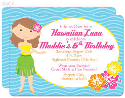 luau birthday invitations templates ideas invitations ideas