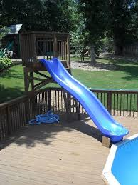 How To Build A Backyard Fort by Get 20 Kids Slide Ideas On Pinterest Without Signing Up Kids