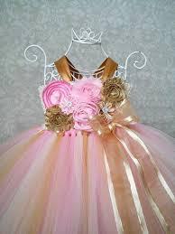 1st birthday tutu pink and gold birthday tutu dress pink and gold 1st birthday