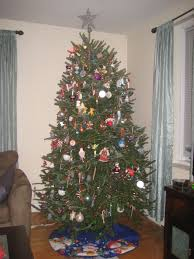 Ornament Christmas Tree Stand by Broken Christmas Tree Christmas Lights Decoration