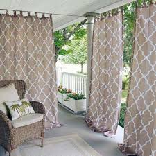 Picture Window Drapes Beige Curtains U0026 Drapes Window Treatments The Home Depot