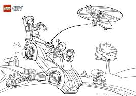 lego city police coloring pages virtren com