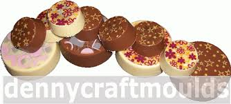Chocolate Covered Oreo Cookie Molds And Boxes Chocolate Covered Oreos Mold Mould Denny Craft Moulds