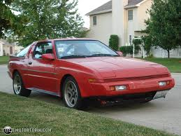 mitsubishi starion 1987 1987 chrysler conquest tsi id 15758