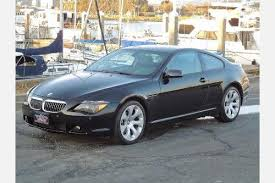 2005 bmw 6 series problems used 2005 bmw 6 series for sale pricing features edmunds