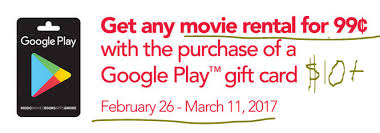 digital play gift card buy play gift card 10 get 99c digital rental