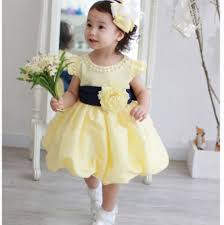 desain baju gaun anak model gaun pesta anak masa kini modelmuslim