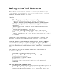 Good Verbs For Resumes Strong Verbs For Resume Resume For Your Job Application