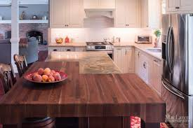 custom wood countertops maclaren kitchen and bath
