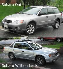 slammed subaru baja i always found the baja sorta funny looking but cool none the