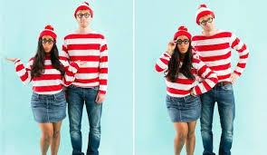 Wheres Waldo Halloween Costume 15 Halloween Costume Ideas Couples