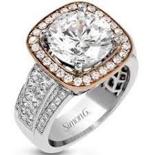 large diamond rings big diamond engagement ring settings for your 2 3 or 4 carat