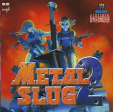 Blockers Ost Metal Slug 2 Original Soundtrack Metal Slug Wiki Fandom