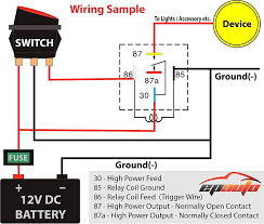 wiring diagrams 12v dc relay switch circuit 8 pin remarkable