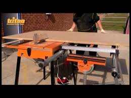 triton saw bench for sale triton instructional triton tcb100 saw table youtube