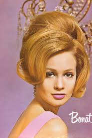 sissy hairstyles incurlers a 1960s salon wetset