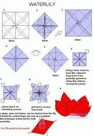 Lotus Blossom Origami - best 25 lotus origami ideas on paper lotus origami