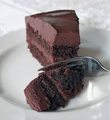 decadent chocolate cake if you give a blonde a kitchen