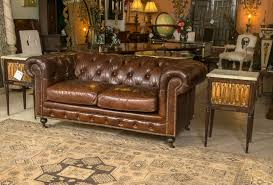 Leather Chesterfield Style Sofa Sofa Leather Chesterfield Chesterfield Style Leather Sofa