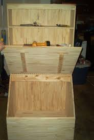 Plans For Wooden Toy Box by The 25 Best Toy Box Plans Ideas On Pinterest Diy Toy Box Toy