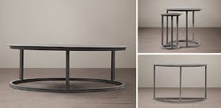 restoration hardware martini table table collections rh