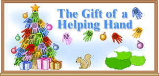 Gift Of The Month Ideas Education World Bulletin Boards That Teach The Gift Of A Helping