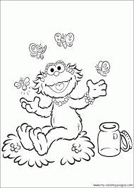 mosaic coloring pages parts speech oct 9 2010 sesame