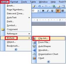 word 2013 clipart ch礙n th礫m clip trong word 2003 2007 2010 2013 2016