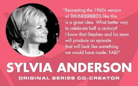 Seeking New Episodes Thunderbirds 1965 Are A Go New Episodes From 1960s Recordings