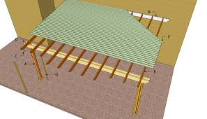 Easy Pergola Ideas by Exterior Design Blueprints Of Pergola Plans For Patio Decoration