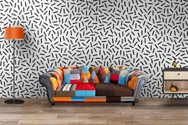 memphis seamless patterns 80 90s by design bundles