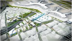 union station west u0027 proposed for area around pearson airport