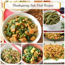 side dishes recipes for thanksgiving thanksgiving archives wholesome and savory eats