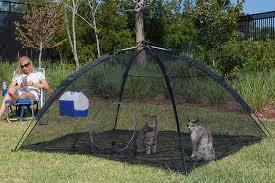 amazon com abo gear happy habitat for indoor cats outdoor pet