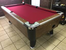 Valley Bar Table Table 040317 Valley Used Coin Operated Pool Table Used Coin