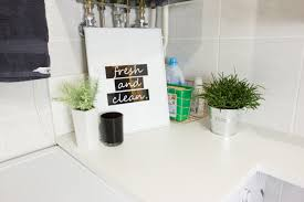 diy bathroom u0026 laundry makeover on a budget plus free printables