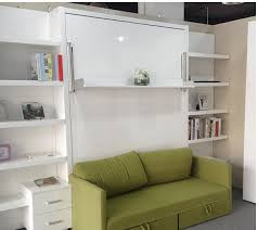 Modern Space Saving Furniture by Modern Space Saving Hidden Wall Bed Folding Murphy Wall Bed Design
