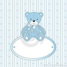baby boy teddy clip clipart free
